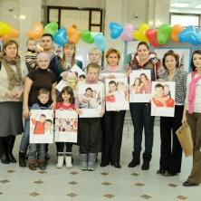 Заставка для - В Уфе проходит фотовыставка в поддержку детей с синдромом Дауна