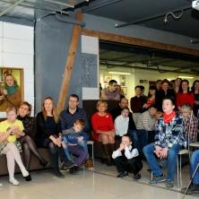 Заставка для - «Вся Уфа» об открытии фотовыставки «Отцы и дети: особый кадр»