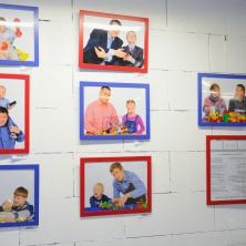 Заставка для - Открытие фотовыставки «Отцы и дети: особый кадр»!
