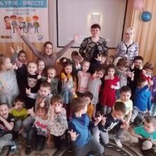 Заставка для - В Уфе завершился цикл «Маленьких Уроков Доброты»  для воспитанников 54 детского сада.