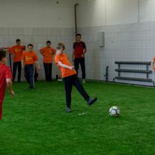 Заставка для - В Уфе дети с синдромом Дауна приняли участие в дружественном турнире по футболу