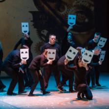Заставка для - Благотворительный показ спектакля «Без маски» от студии «особого» театра.