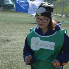 Заставка для - Турнир по футболу среди уфимских ребят с ограниченными возможностями