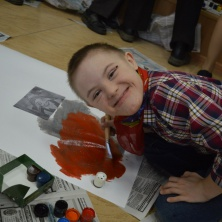 Заставка для - Выставка работ детей с особенностями «Мы вместе»