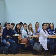 Заставка для - «Уроки добра» для студентов БГМУ