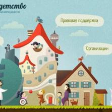 Заставка для - Новый правовой сайт для родителей детей с особенностями развития !
