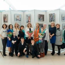 Заставка для - Открытие фотовыставки «Счастливы вместе» в ВДНХ-ЭКСПО
