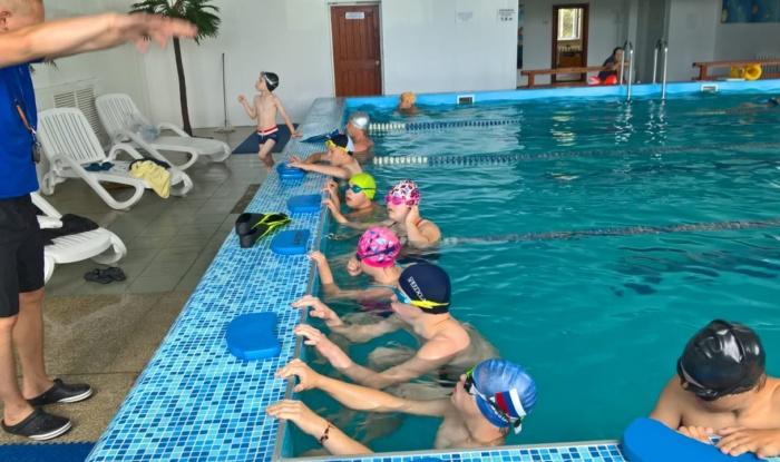 Заставка для - Спортивные соревнования для уфимских пловцов с синдромом Дауна