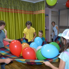 Заставка для - День летних именинников!