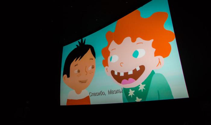Заставка для - В Уфе для школьников прошел кинопоказ фильмов – победителей Международного кинофестиваля «Кино без барьеров»