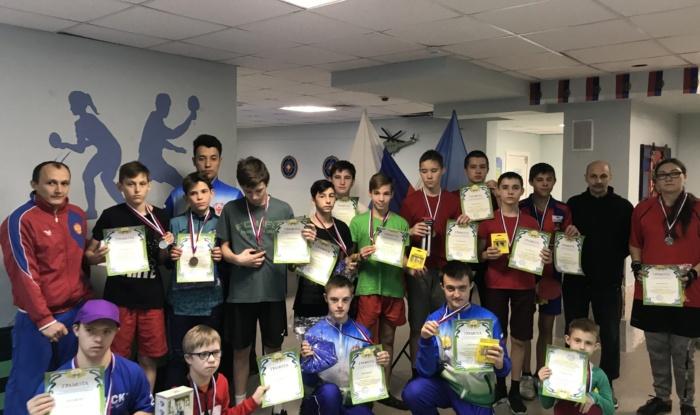 Заставка для - В Уфе прошел турнир по настольному теннису среди детей с ограниченными возможностями здоровья