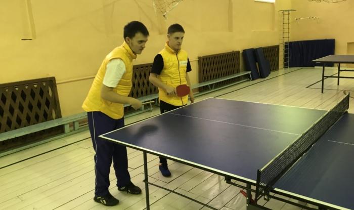 Заставка для - В Уфе прошел турнир по настольному теннису среди детей с ограниченными возможностями здоровья.