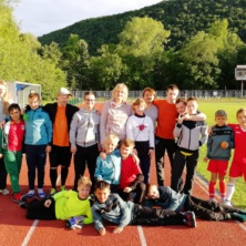 Заставка для - Спортивный лагерь для детей с синдромом Дауна по футболу
