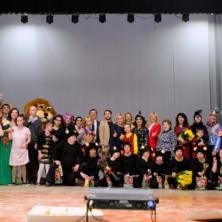 Заставка для - 19 прошла премьера спектакля «Волшебник изумрудного города»