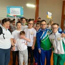 Заставка для - Уфимские пловцы приняли участие во Всероссийском турнире по плаванию «Победим Вместе»»»